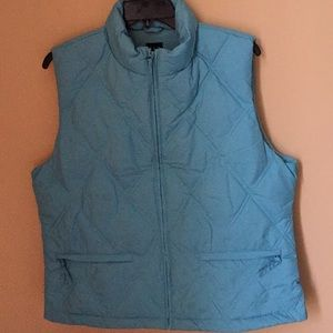 Gap Quilted Down Puffer Vest